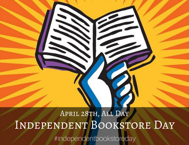 Independent Book Store Day 2018
